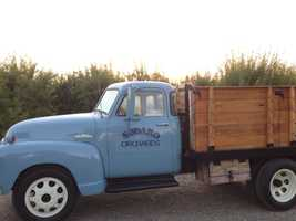 The family has left its mark on the farming community. It helped start the festival and even caught the attention of a former governor. A 1953 GMC at theSodarofamily farm was driven by former CaliforniaGov. Arnold Schwarzenegger in a parade to promote farming in the state.