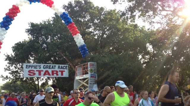 2,000 compete in Eppie's Great Race