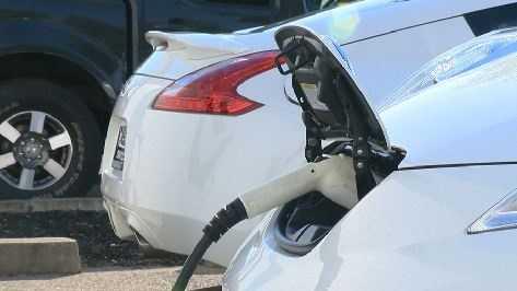 Electric car sales surge
