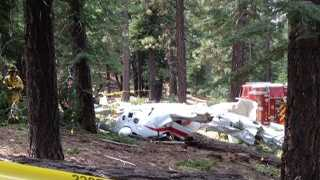 South Lake Tahoe, plane crash, plane crash death, El Dorado County Sheriff's, FAA, National Transportation Safety Board