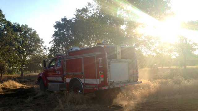 Battalion Chief: Arsonist to blame for string of fires in Rancho Cordova