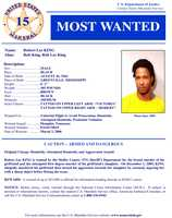 Robert Lee KingWanted on charges of: Unlawful flight to avoid prosecution, homicide, attempted homicide, probation violationClick here to see full wanted poster