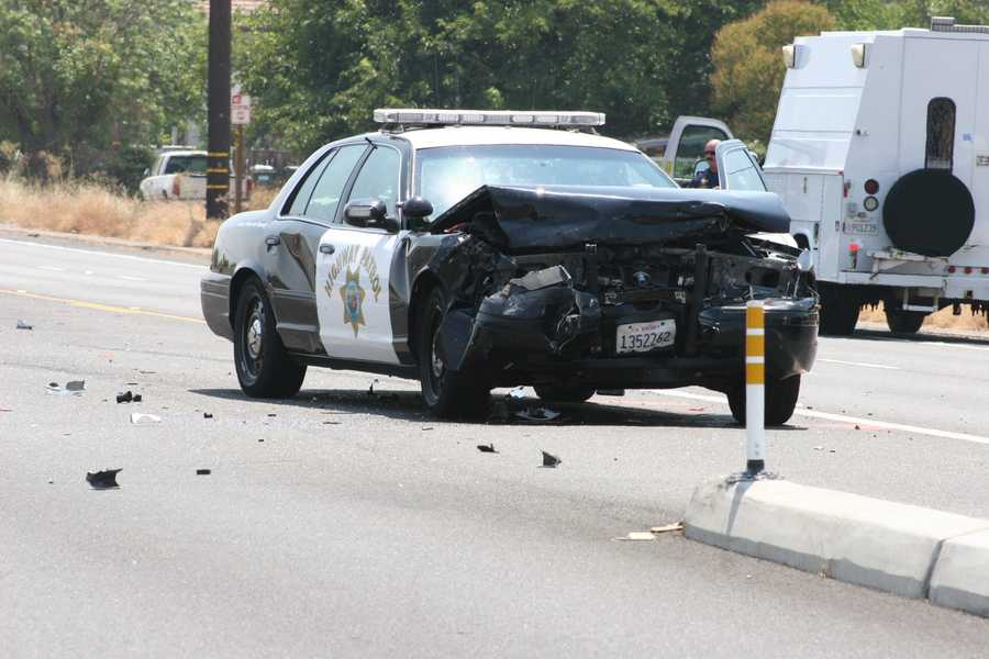 The wreck shut down four lanes of Bradshaw Road, near Florin and Elder Creek roads, for hours.