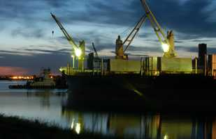 Yolo County is home to the Port of West Sacramento, an inland port located 79 nautical miles of San Francisco. The port is used for the export of bagged and bulk rice, construction materials and equipment.