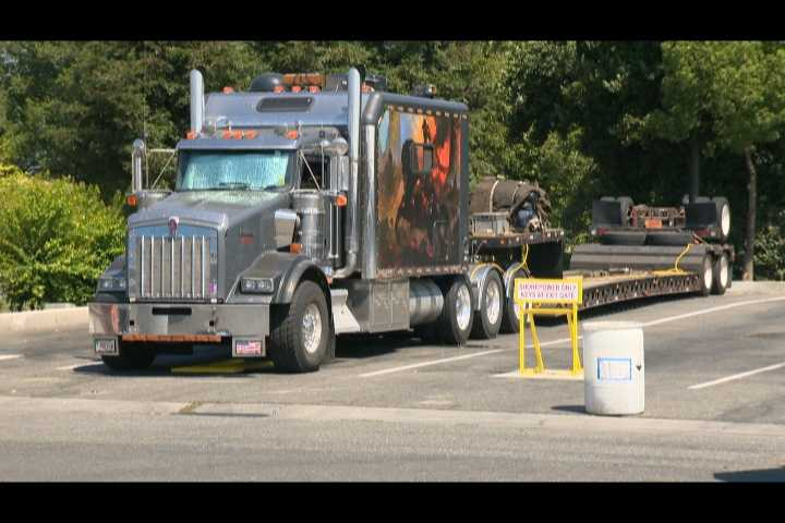 The 49er Truck Stop off Interstate 80 is cooperating with the SacramentoMunicipalUtilities District in an effort to reduce harmful air pollutants as well as wasted fuel and money.