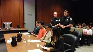 Uriel Ojeda had served the Holy Rosary Church in Woodland. On Friday, he sat inside a courtroom for sentencing.