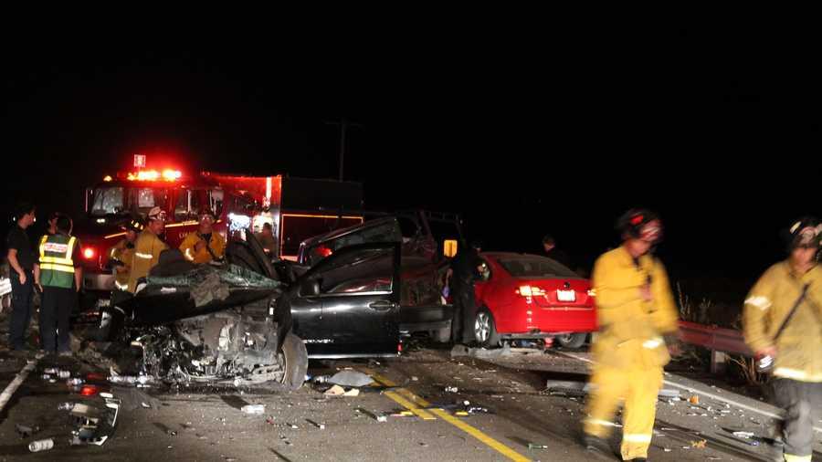 Dead In Car Crash Stockton