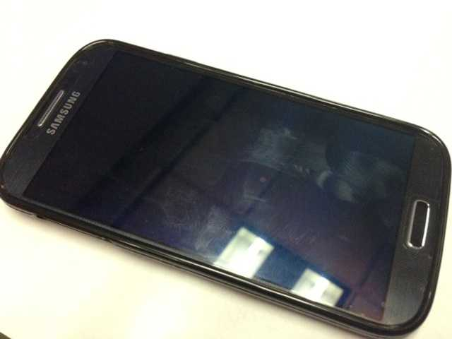 Android phones: A Samsung Galaxy S4 was used in the following example. ***Instructions may vary based on phone and version of Android operating system running on your device.