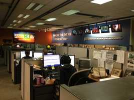 As they say, this is where the magic happens. Take a sneak peek inside the KCRA newsroom.