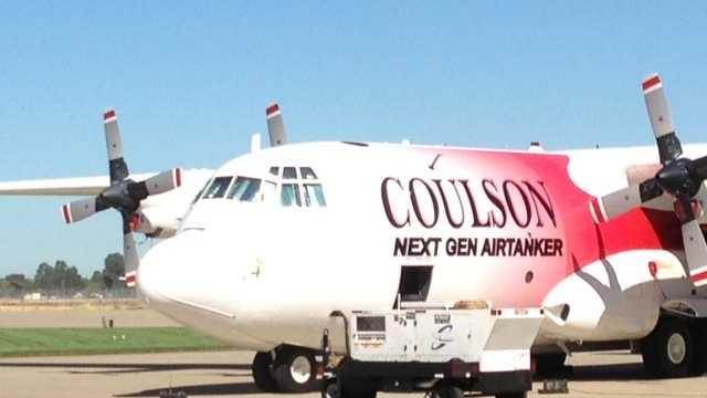 Next generation air tanker