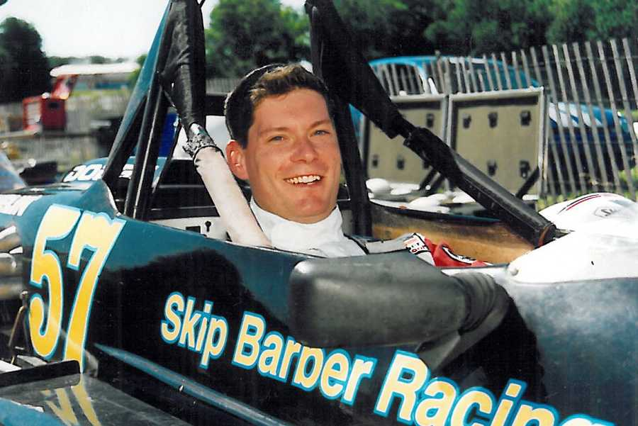 4. I passed at Skip Barber Racing School, but have never been invited to drive at Indy.