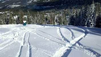 11. I love to snowboard. Riding in soft powder is like floating.