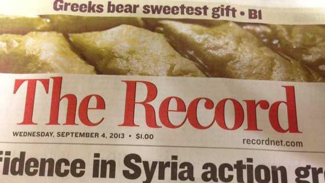 Stockton Record