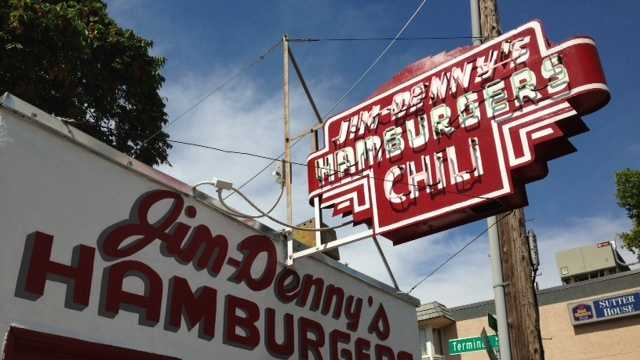 Jim-Denny's Hamburgers