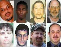 Click through this slideshow to see who's on the U.S. Marshals Service's top 15 most wanted list.