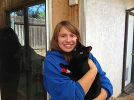 """Call 3 is still battling for consumers like Nadia Titus, whose Bombay cat known as Monkey, disappeared. With the assistance of posters, Monkey was spotted and recovered. Nadia and her mom Barbara drove 1,100 miles to bring him home. """"No, Monkey wouldn't be here it if hadn't been for Call 3,"""" Barbara Titus told KCRA 3."""