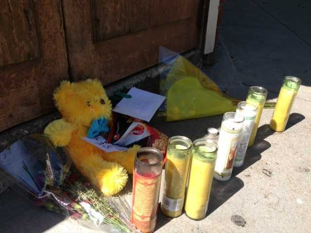 The Sacramento Police Department said the suspect entered the business and brandished a knife.