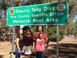 He is remembered by his peers as a gentle, hardworking man and is survived by his three daughters, Angelica, Jessica and Alejandra.