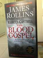 9. One of my favorite authors is James Rollins, a current Sacramento area-resident. I've interviewed him a handful of times -- great guy!