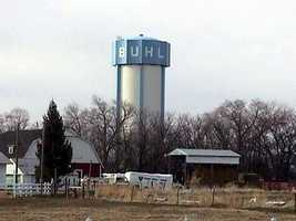 14. I grew up in Buhl, Idaho on farmland. With a population of 3,000, everybody knows everybody!