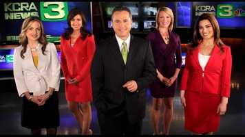22. The KCRA 3 morning team is by far the best crew I've ever been a part of. I've worked in five television markets and consider myself lucky to join them every morning.