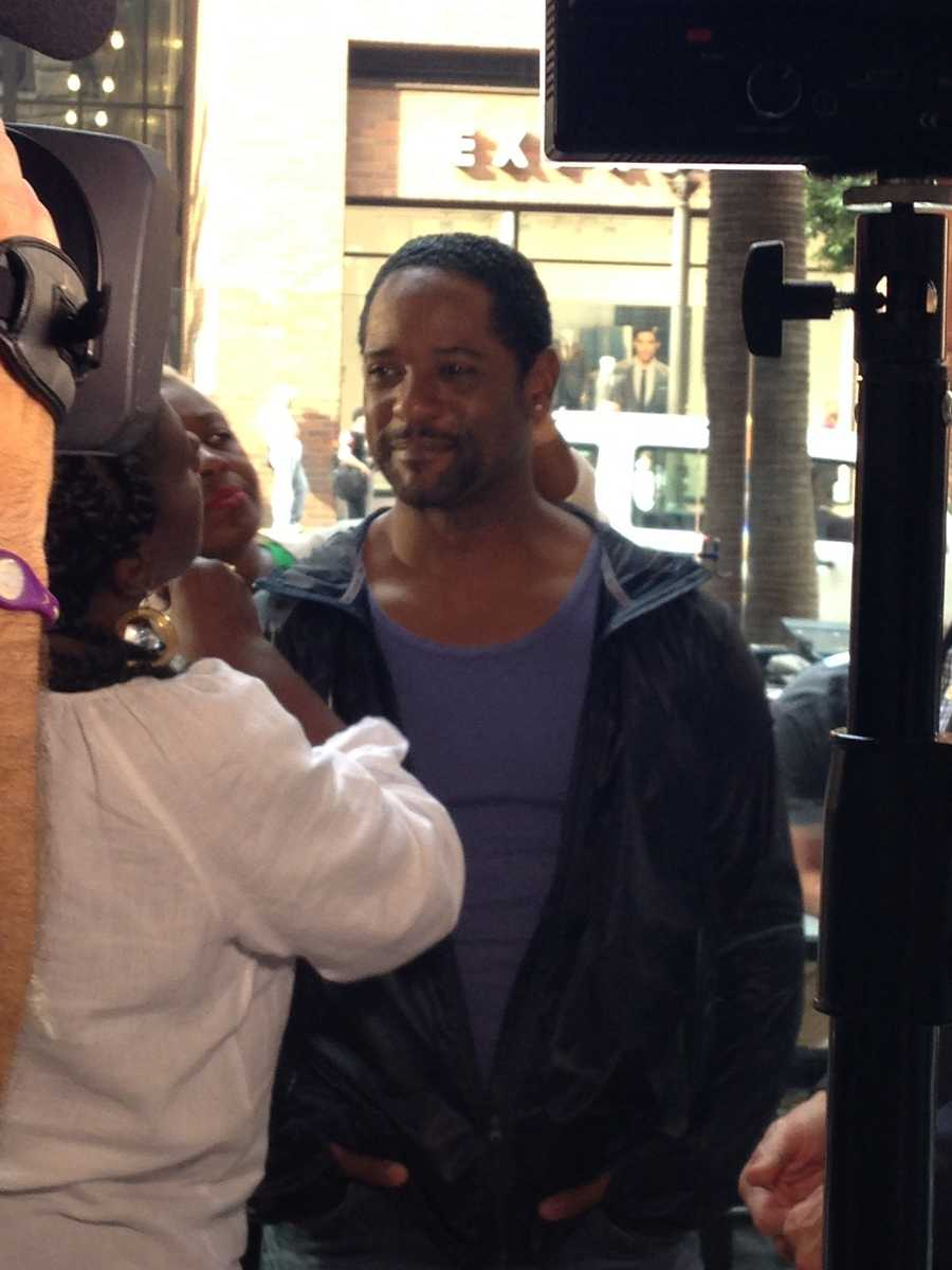 """Blair Underwood will star in a new drama called """"Ironside."""""""