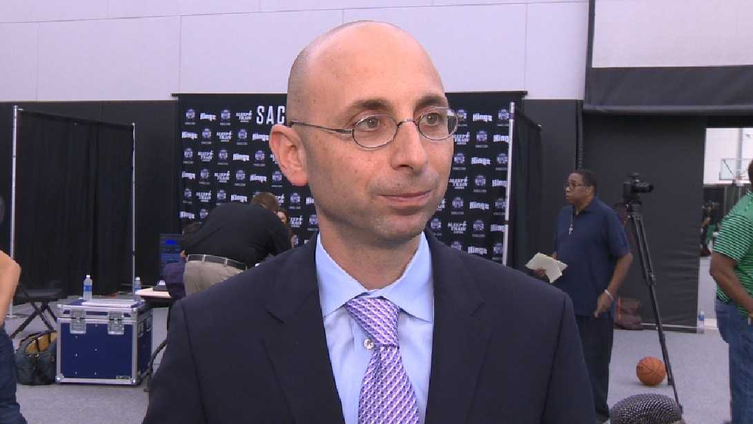 No. 8Will D'Alessandro and the front office pull the trigger on a big trade? With a logjam up front and perhaps an excess of point guards, is a trade likely for the Kings? Carl Landry, who was just reacquired, will be shelved due to injury. But the Kings have Thompson, Patrick Patterson, Hamady Ndiaye and Chuck Hayes as their bigs. Will one of them go?