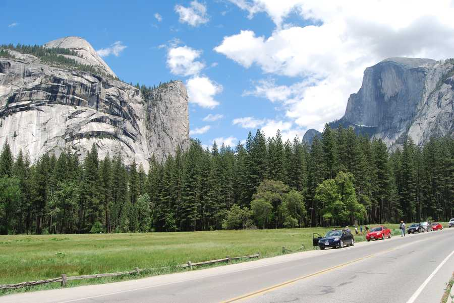 In 1980, an act by Congress created Yosemite National Park.