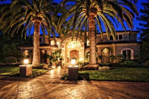 This home has an extra large bonus room and a lavish master suite.