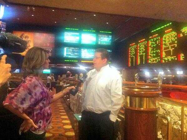 KCRA's Kellie DeMarco speaks with the MGM Grand's Jay Rood.