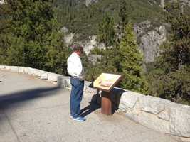 Yosemite National Park opened its gates again Thursday, after being closed for 16 days because of the partial government shutdown.