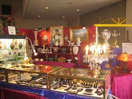 What: Art and Antique Show & SaleWhere: Scottish Rite CenterWhen: Fri & Sat 10am-6pm&#x3B; Sun 10am-4pmClick here for more information on this event.
