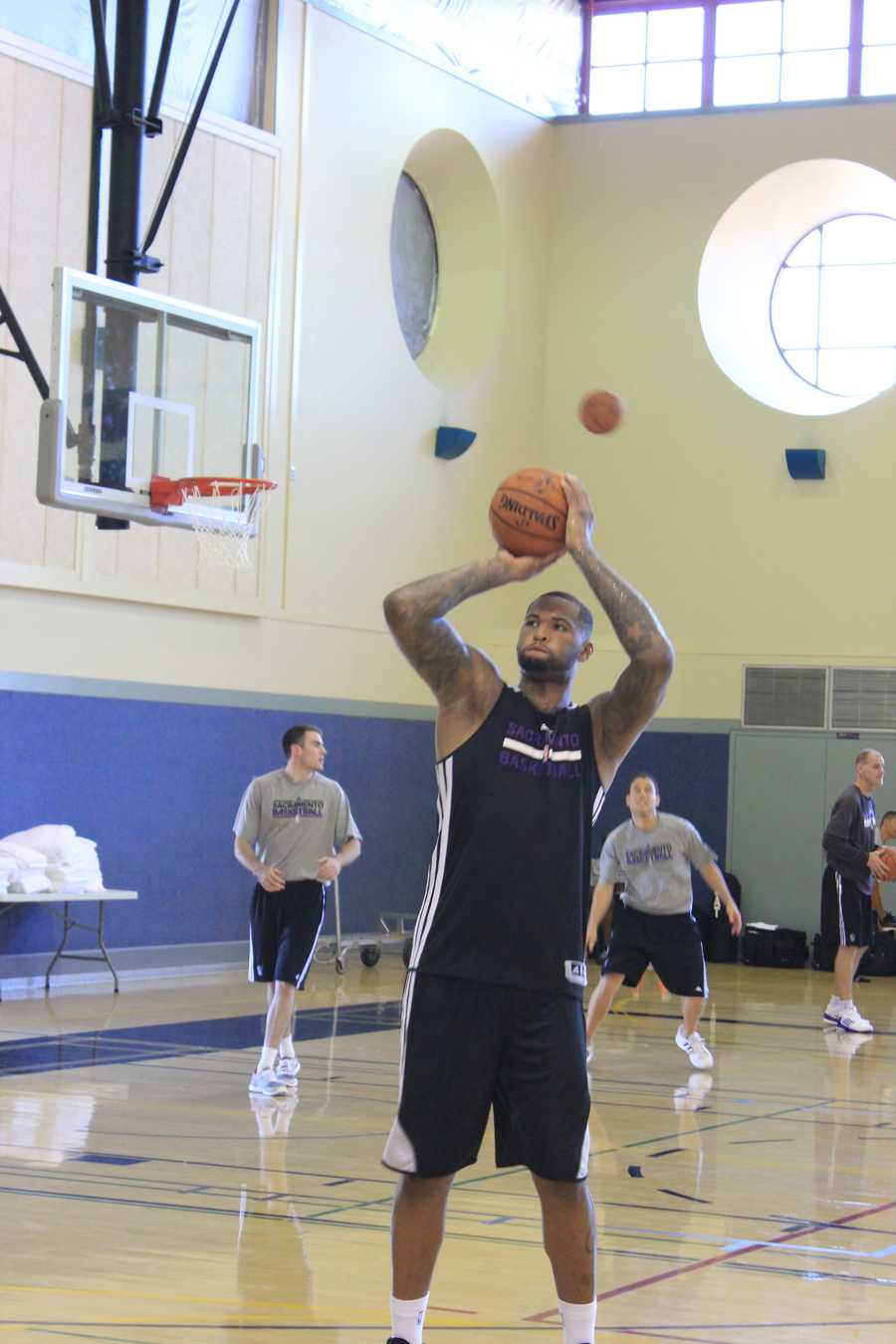 Cousins has proven to be problematic in his three-plus seasons with the Kings, with run-ins with coaches, suspensions, technical fouls and perceived negative demeanor on the court. But his talents are rarely questioned. This preseason, while just averaging 24 minutes, Cousins posted impressive numbers: 19.3 points and 8.7 rebounds.