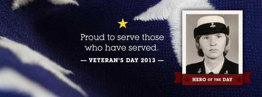 Red Lobster locations are offering certain free appetizers to veterans on Monday, Tuesday, Wednesday and Thursday (Call ahead to confirm)