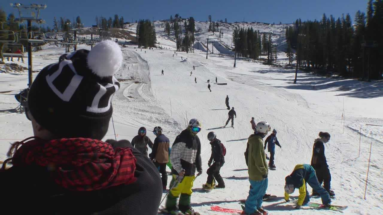 Hundreds hit the hills for the holiday weekend
