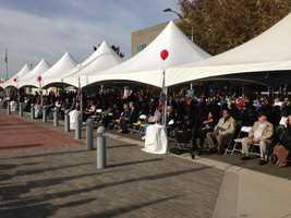 Veterans Day event in Rancho Cordova