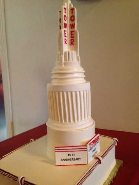 Sacramento's iconic Tower Theatre turned 75 on Monday.