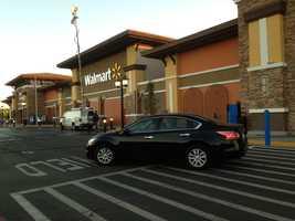 A huge new Walmart Supercenter opens in Rocklin on Wednesday,