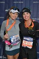 16.) I met my best friend, Amy Freeze, while running on a journalist exchange in Germany. We meet up to run marathons and have never lived in the same city. (She's a meteorologist in NYC, and yes, that's her real name).