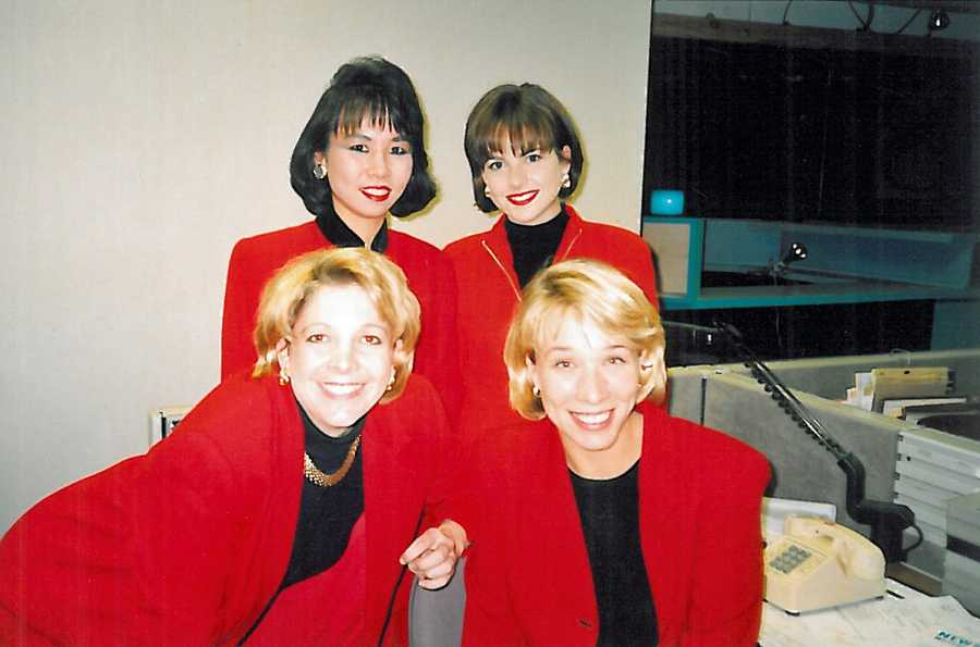 Bonus: I never wear red on TV during election coverage and this is why.