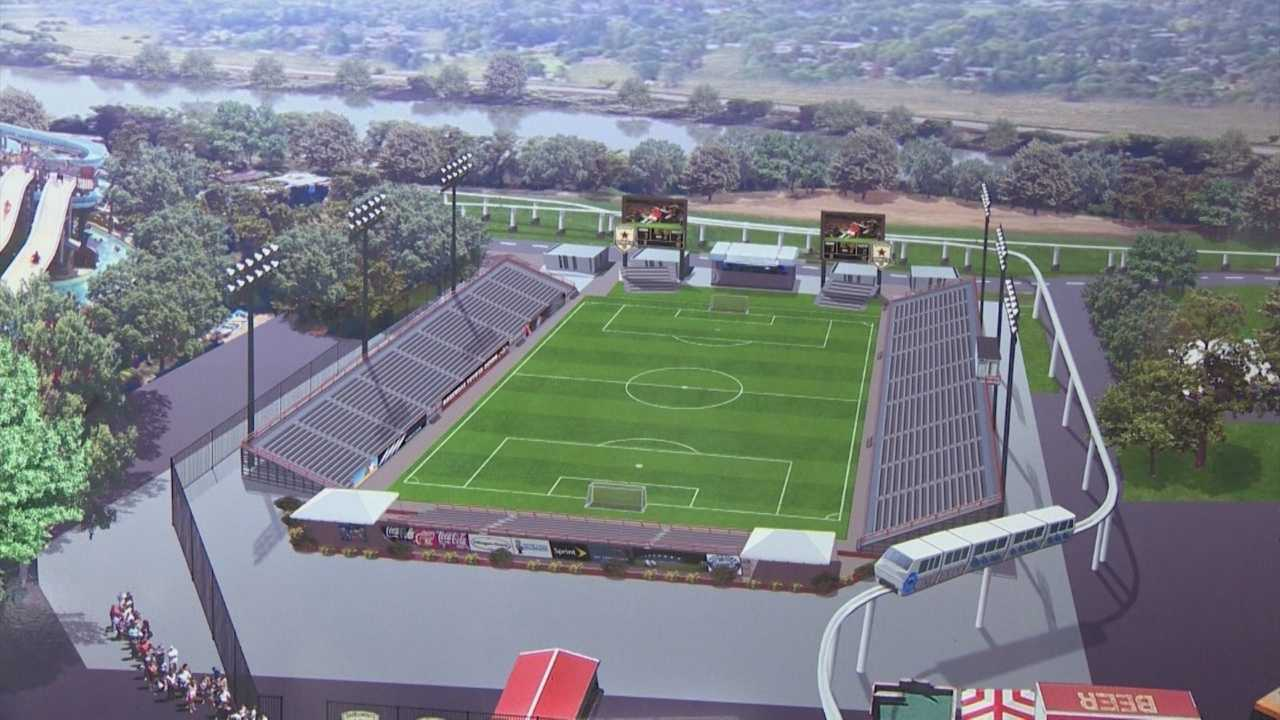 A new 8,000 seat soccer arena is being proposed to be built at Cal Expo.