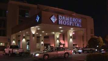 Dameron Hospital, in Stockton