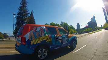 Throughout the year, Team My58 will hit the streets in Northern California, giving away prizes from some of the hottest shows on television!