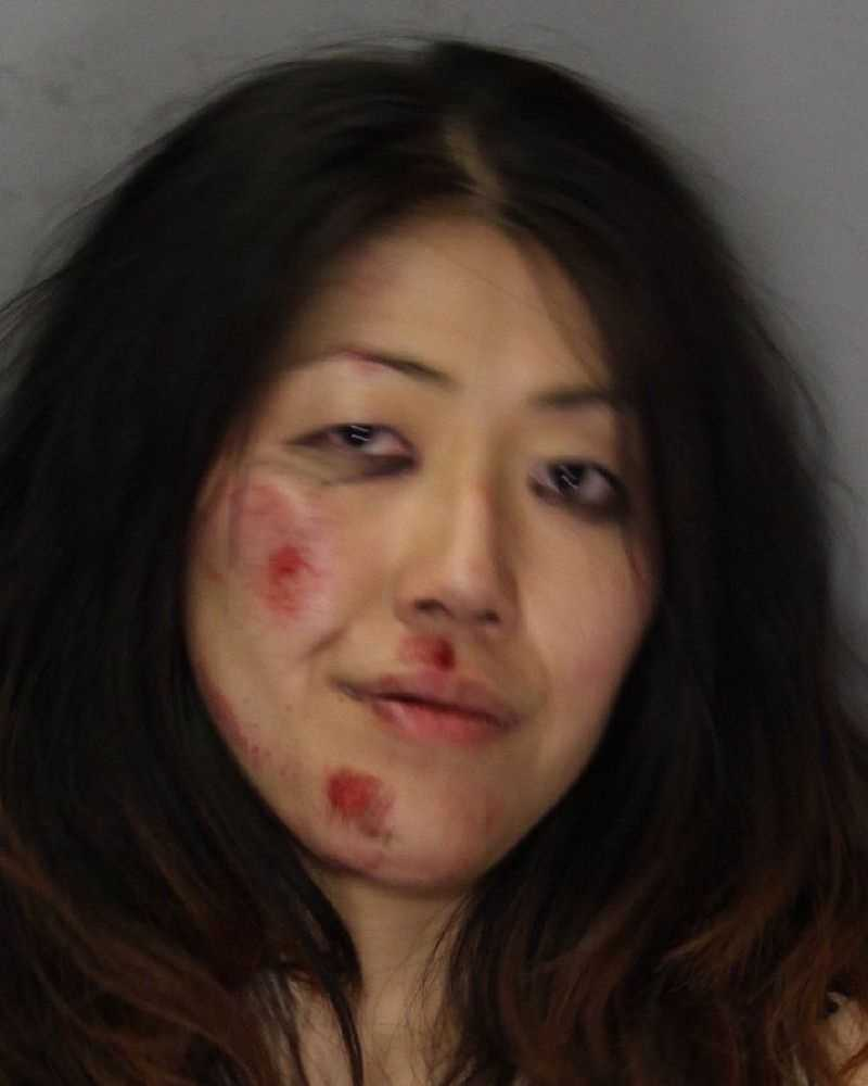 Anna Jean YI, 27, was arrested on suspicion of DUI after authorities said she attempted to run over a deputy in Sacramento County who had noticed her on a roadway, the Sheriff's Department said.