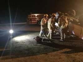 The California Highway Patrol said Tuesday new statistics suggest a slight increase in the number of DUI-related deadly crashes. The numbers come as the holiday drinking season gets underway.
