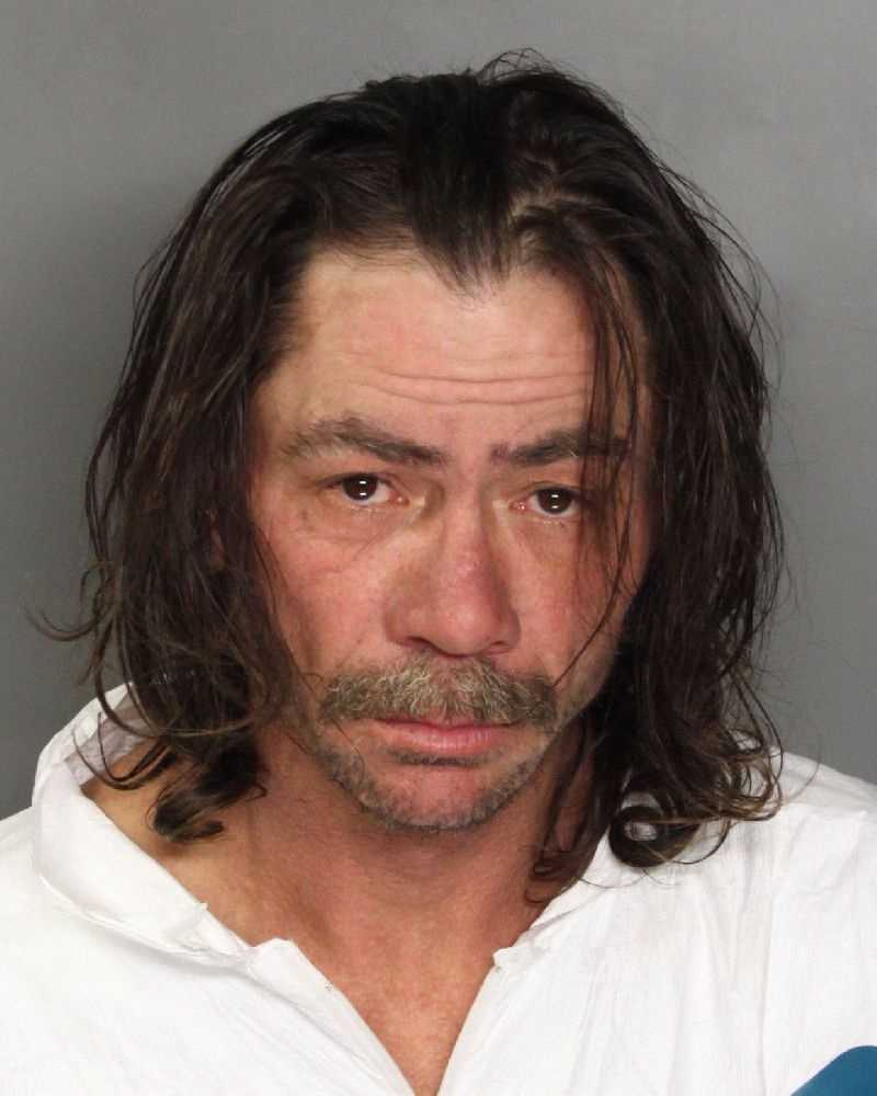 Arthur Bird, 40, is accused in a homicide that took place downtown Sacramento on Wednesday at Crocker Park.