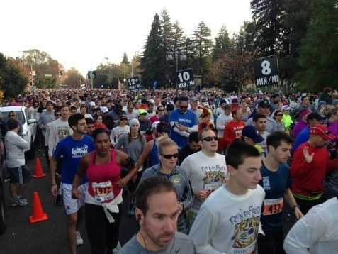 4.)28,000+ participate in 20th Run to Feed the HungryView photos