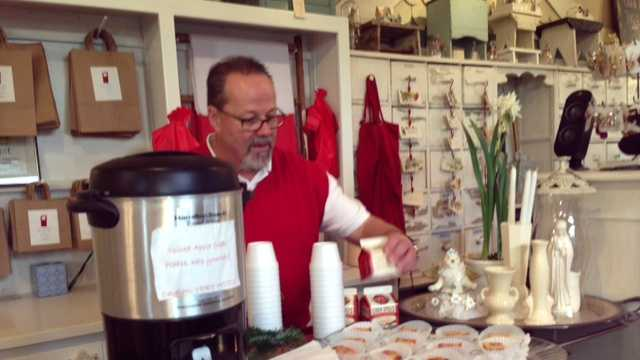 Elk Grove shops get boost from Small Business Saturday