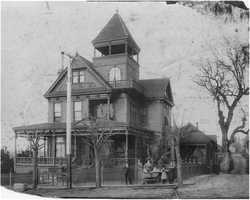 Built in the early 1890s, the Cohn Mansion was designed and owned by California State Senator Phillip C. Cohn, who kept a general merchandise store on Sutter Street.