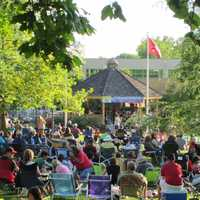 Folsom's Concerts in the Park feature a number of cover bands throughout the summer and is a free event in the Folsom City Lions Park.